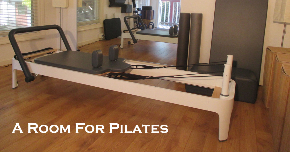 Pilates in A Room For Pilates with Ruthie Dreier - aroomforpilates.com